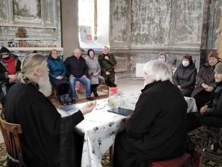 На приходах Черноярского благочиния прошли собрания