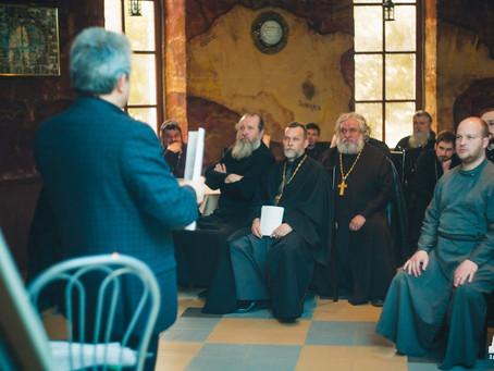 Завершились очередные курсы повышения квалификации для клириков епархии