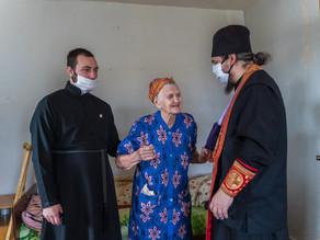 В Ахтубинской епархии встретили Пасху