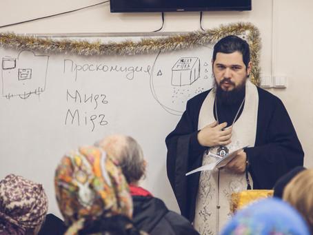 В последние дни поста в Ахтубинске проходят встречи владыки Антония с мирянами