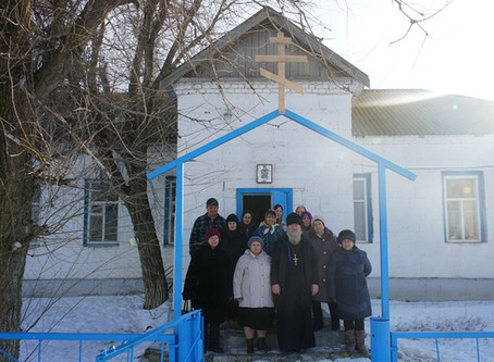 Состоялось учредительное собрание прихода в с. Ветлянка