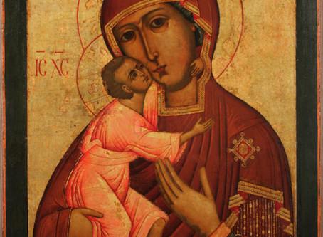 С 7 по 9 марта 2016 года в Ахтубинске будет пребывать чудотворная икона Божией Матери «Феодоровская»