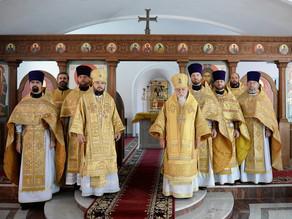 Владыка Антоний принял участие в торжествах по поводу 1000-летия со дня преставления святого равноап