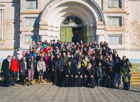 В Никольском прошла межъепархиальная молодежная встреча
