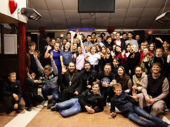 Состоялся ежегодный Съезд епархиальной молодежи