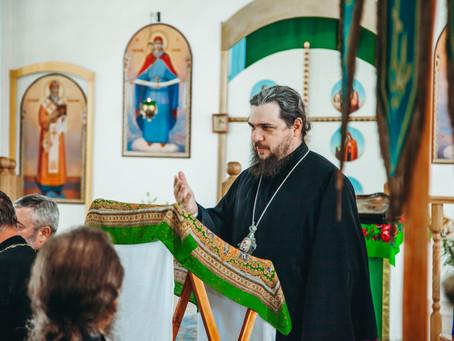 Состоялось традиционное епархиальное собрание в Духов день