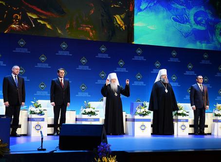 Делегация Ахтубинской епархии приняла участие в ХХIV Международных образовательных чтениях
