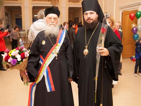 Протоиерею Виктору Шопину присвоено звание «Почетный гражданин Ахтубинского района»