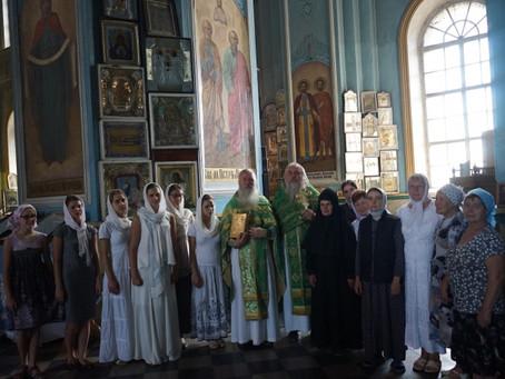 Состоялось рабочее собрание сестёр вновь созданного сестричества милосердия им. св. прмц. Елизаветы