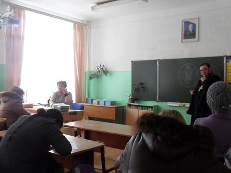 В Черноярском благочинии начались собрания родителей по выбору модульного предмета «ОРКСЭ»