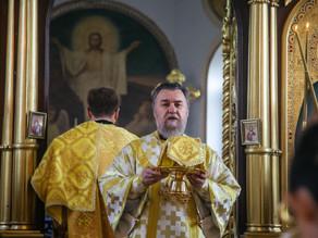 Епископ Ахтубинский и Енотаевский Всеволод совершил первые богослужения в Ахтубинске