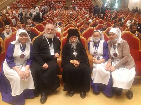 Делегация Ахтубинской епархии приняла участие в X Общецерковном съезде по социальному служению