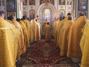 Состоялось итоговое собрание клириков и мирян Ахтубинской епархии