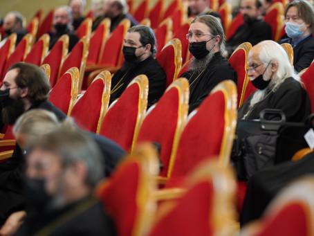 Владыка Антоний принял участие в работе пленума Межсоборного присутствия