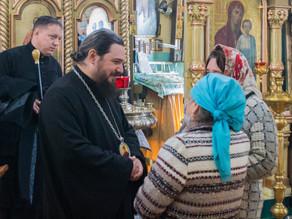 Владыка Антоний посетил Черный Яр
