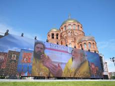 Владыка Антоний принял участие в освящении Александро-Невского собора в Волгограде