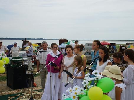 В Никольском прошли празднования, посвященные святым благоверным Петру и Февронии