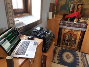 В условиях карантина Ахтубинская епархия проводит радио и интернет-трансляции для своих прихожан