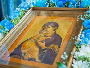 В Ахтубинске отметили престольный праздник кафедрального собора