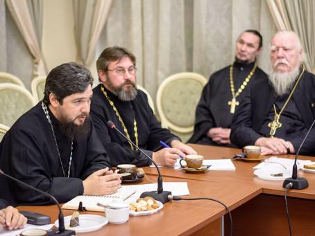 Епископ Ахтубинский и Енотаевский Антоний принял участие в семинаре по вопросам пастырского окормлен