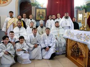 Владыка Антоний возглавил богослужения Рождественского Сочельника и Рождества Христова в Ахтубинске