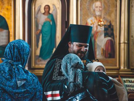Владыка Антоний возглавил Чин прощения в кафедральном соборе
