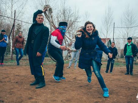 Завершился VI слет православной молодежи Ахтубинской епархии