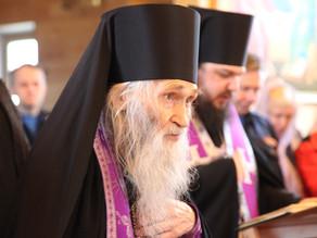 Схиархимандрит Илий (Ноздрин) посетил Ахтубинск