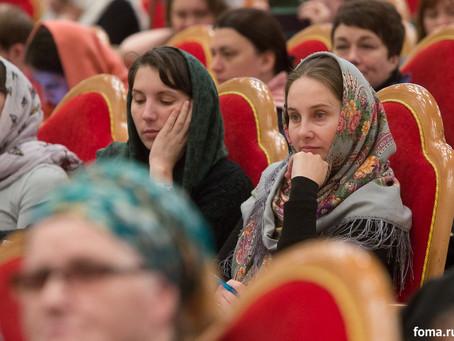 Делегаты Ахтубинской епархии приняли участие в I Международном слёте регентов РПЦ