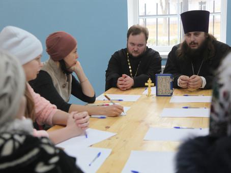 При храме св. Александра Невского в ЗАТО Знаменск начинает работу воскресная школа