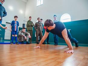 В первые дни года в епархии прошли спортивные состязания