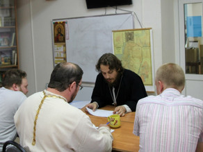 Состоялось совещание Миссионерского отдела Ахтубинской епархии