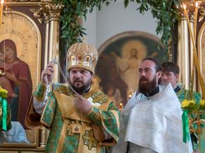 В День Святой Троицы епископ Ахтубинский и Енотаевский Антоний совершил иерейскую хиротонию