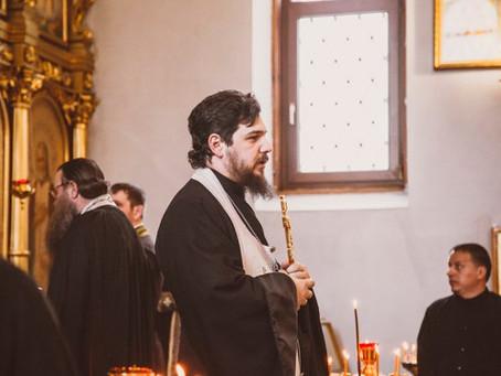 Епископ Ахтубинский и Енотаевский Антоний совершил Таинство Елеосвящения