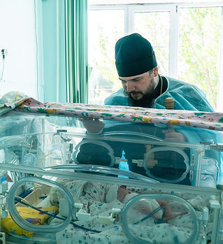 В отделении детской реанимации Ахтубинск