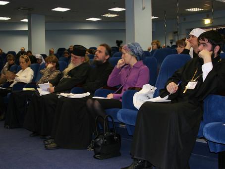Делегация Ахтубинской епархии приняла участие в VII Общецерковном съезде по социальному служению