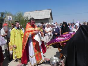 В день целителя Пантелеимона в Ватажном отметили престольный праздник