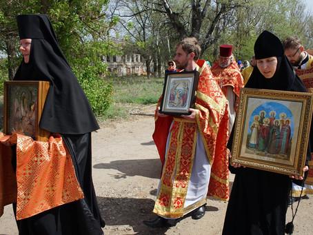 В Воскресенско-Мироносицком монастыре отметили престольный праздник