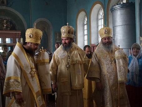 В Никольском состоялось празднование в честь чудотворного образа Божией Матери «Нерушимая Стена»