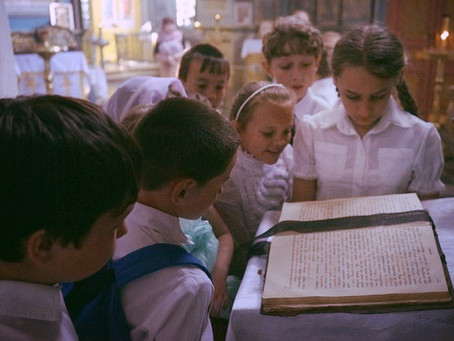 На Черноярском благочинии завершились родительские собрания по выбору модуля ОПК с участием священст