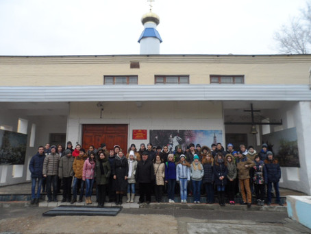 На полигоне Капустин Яр проходит Всероссийская акция «Есть такая профессия – Родину защищать!»