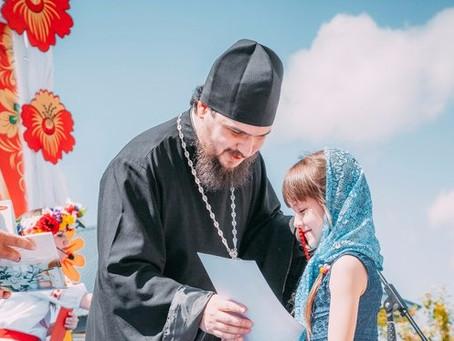 Ахтубинской епархии – три года