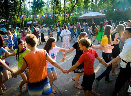 Завершилась очередная смена православного молодежного лагеря  Ахтубинской епархии