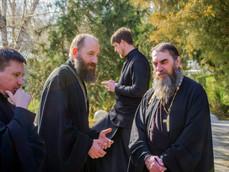 Под Астраханью прошли очередные курсы повышения квалификации для клириков епархии