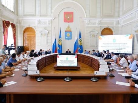 Владыка Антоний принял участие в заседании этноконфессионального совета