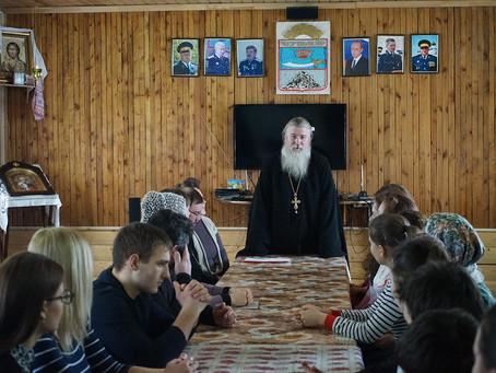 На Черноярском благочинии прошли молодёжные сретенские встречи