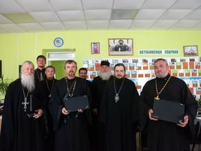 В Ахтубинске прошло заседание епархиального совета