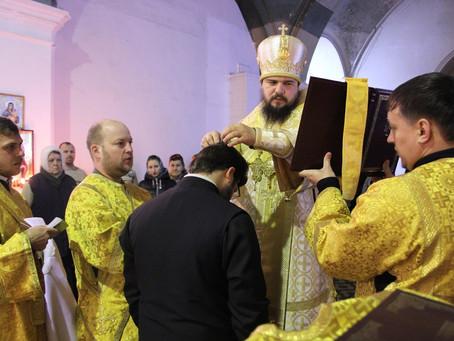 Состоялся пастырский визит владыки Антония в ЗАТО Знаменск и Капустин Яр