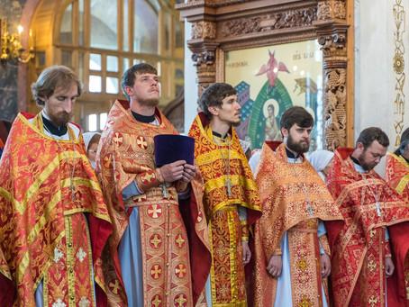 Клирики епархии приняли участие в праздновании Дня славянской письменности и культуры в Астрахани