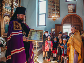 Епископ Волгодонский и Сальский Антоний совершил последние богослужения в Ахтубинской епархии